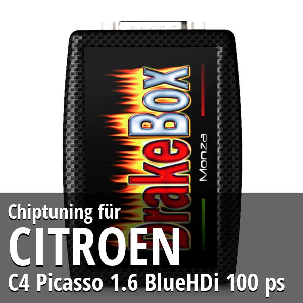 Chiptuning Citroen C4 Picasso 1.6 BlueHDi 100 ps