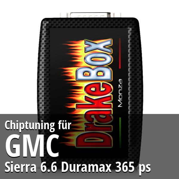 Chiptuning GMC Sierra 6.6 Duramax 365 ps