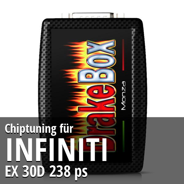 Chiptuning Infiniti EX 30D 238 ps