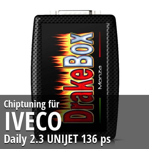 Chiptuning Iveco Daily 2.3 UNIJET 136 ps