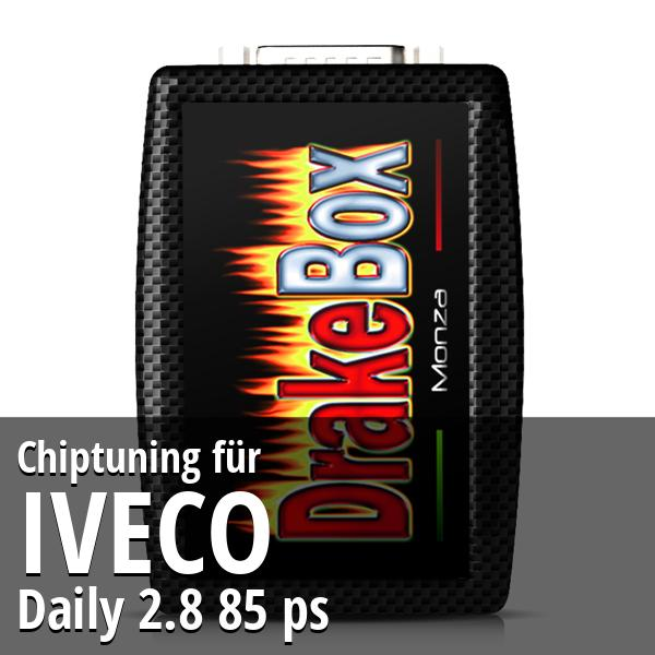 Chiptuning Iveco Daily 2.8 85 ps