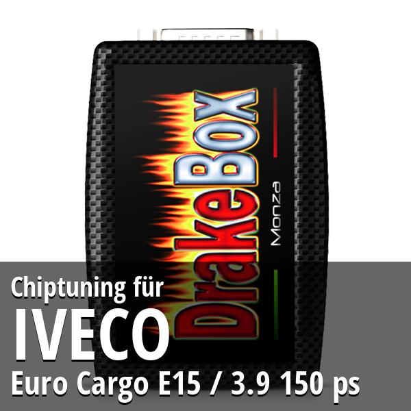 Chiptuning Iveco Euro Cargo E15 / 3.9 150 ps