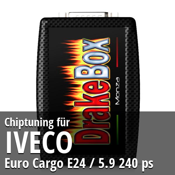 Chiptuning Iveco Euro Cargo E24 / 5.9 240 ps