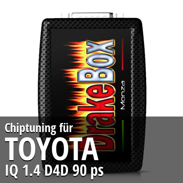 Chiptuning Toyota IQ 1.4 D4D 90 ps