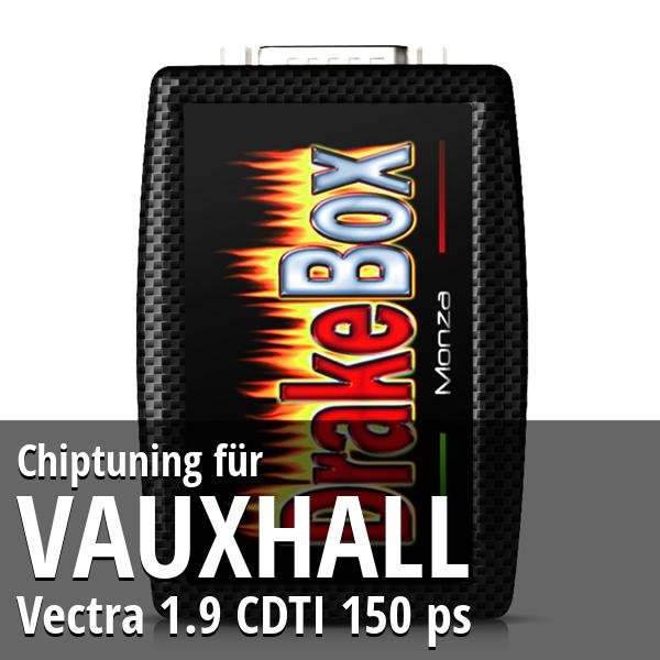 Chiptuning Vauxhall Vectra 1.9 CDTI 150 ps