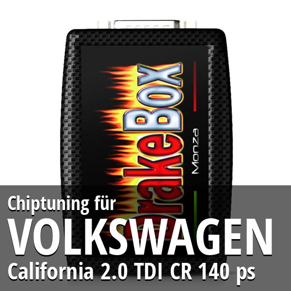 Chiptuning Volkswagen California 2.0 TDI CR 140 ps