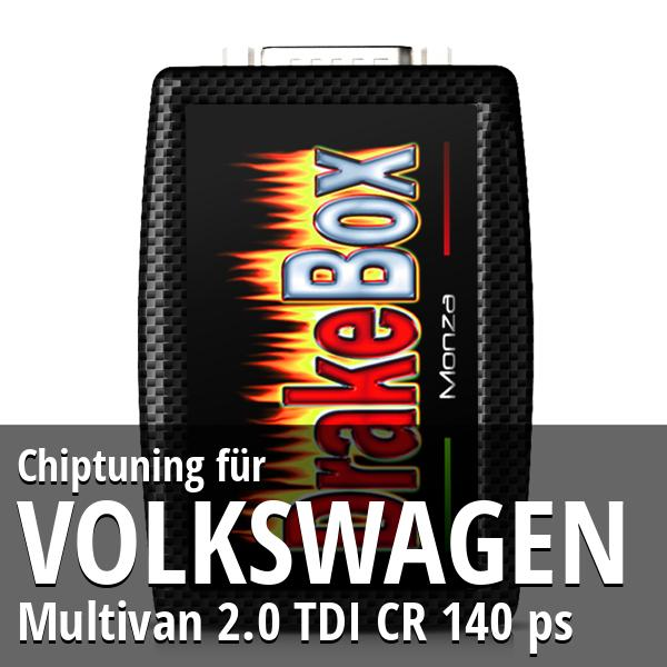 Chiptuning Volkswagen Multivan 2.0 TDI CR 140 ps