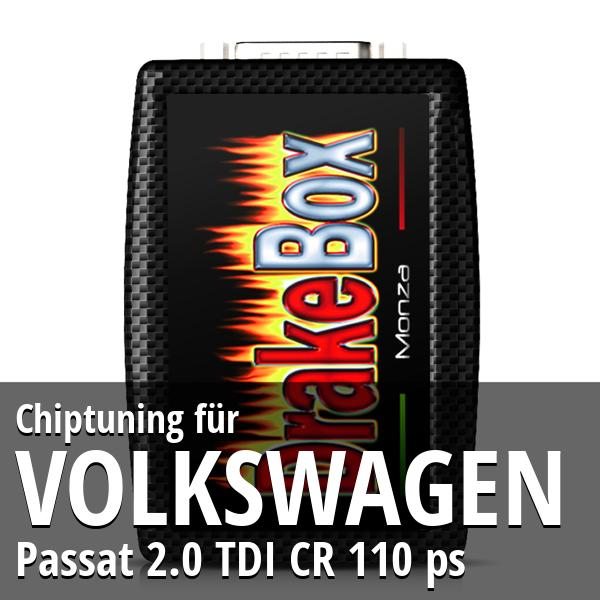Chiptuning Volkswagen Passat 2.0 TDI CR 110 ps