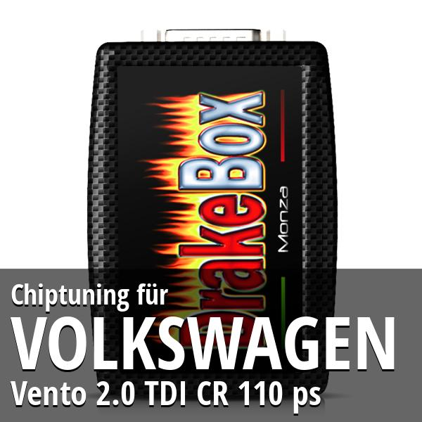 Chiptuning Volkswagen Vento 2.0 TDI CR 110 ps