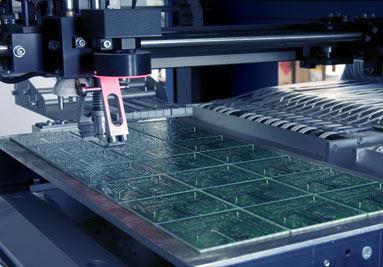 Roboter-Produktion